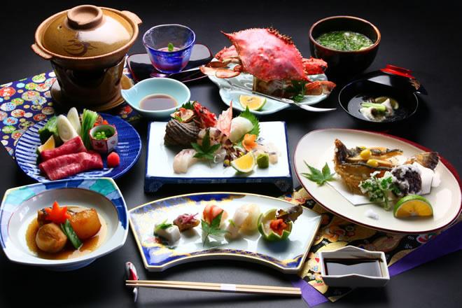 海喜荘 食事
